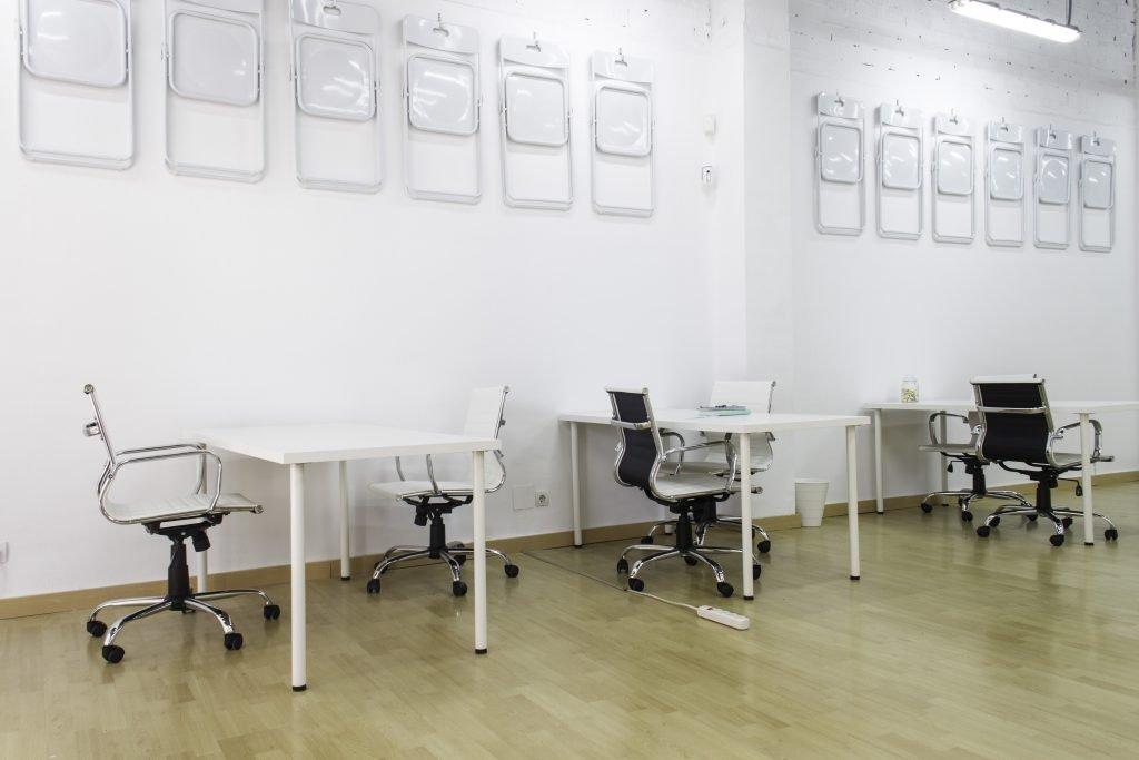 Coworking de Malaga Estudio Este