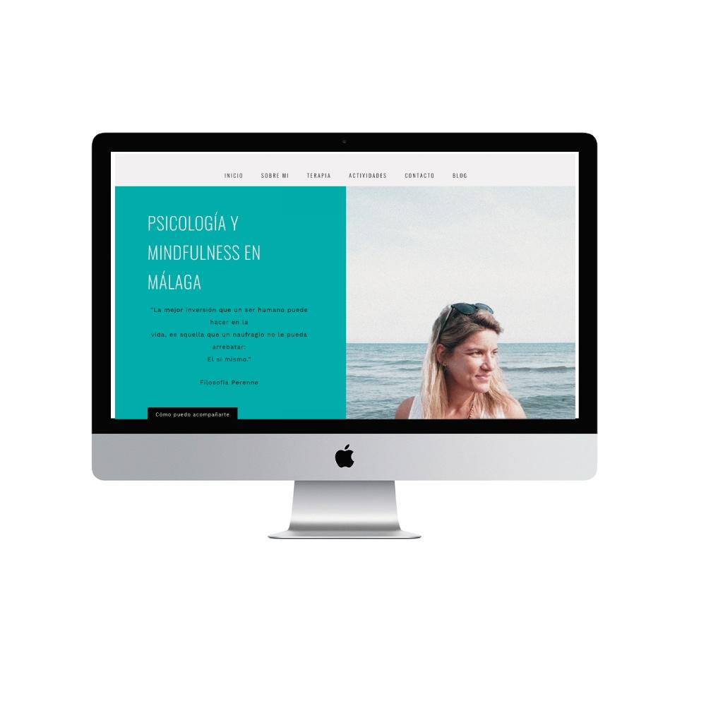 Diseño de página web Málaga